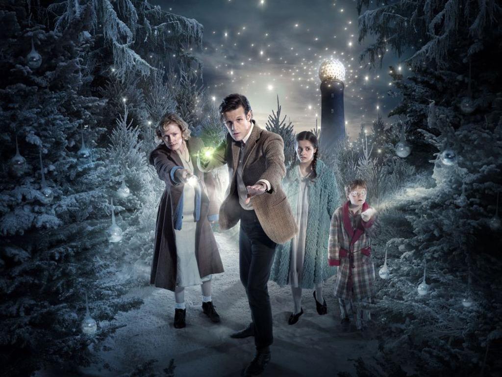 Doctor Who at Christmas
