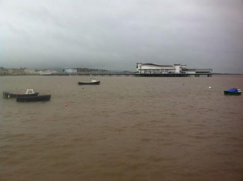 Grand Pier at Weston-super-Mare