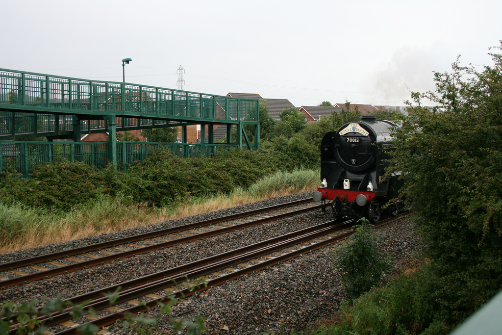 Steaming down the mainline | James Clay's Stuff