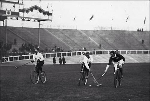 Cycle Polo