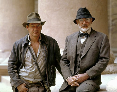 Indiana Jones and Jones Senior