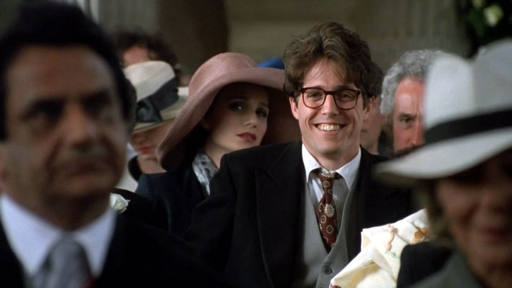 Cinematic Advent Calendar 14 Four Weddings And A Funeral