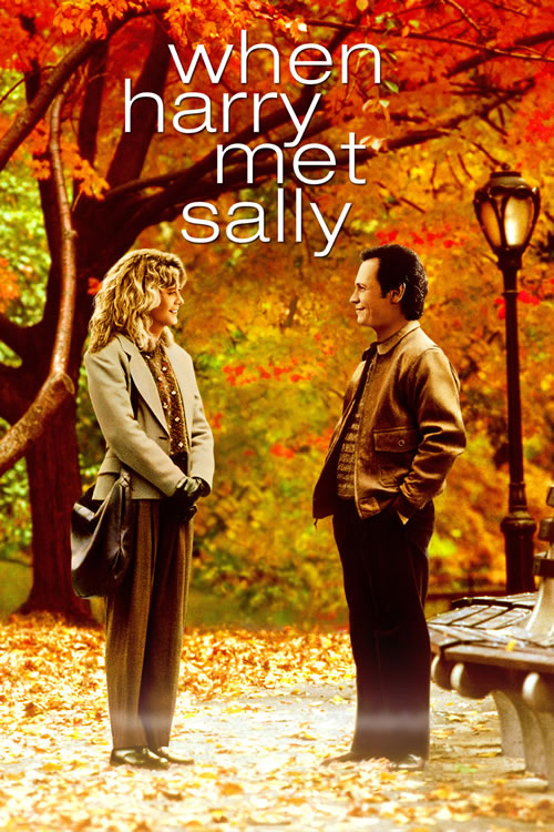 Cinematic Advent Calendar #02 - When Harry met Sally...