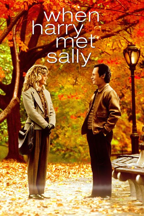 Cinematic Advent Calendar #02 - When Harry met Sally...