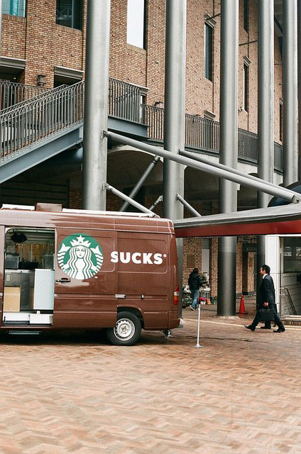Don't buy a van with sliding doors....