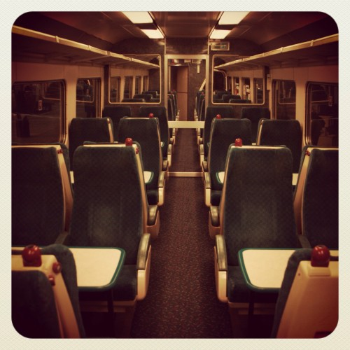 What's the point of the Quiet Zone Carriage?