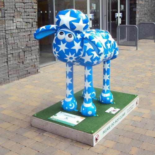 4. Starstruck - Shaun the Sheep