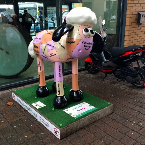 53. Lamb Chop - Shaun the Sheep