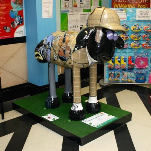 50. Shear-lock Holmes - Shaun the Sheep