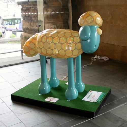 28. Arabian Lights - Shaun the Sheep