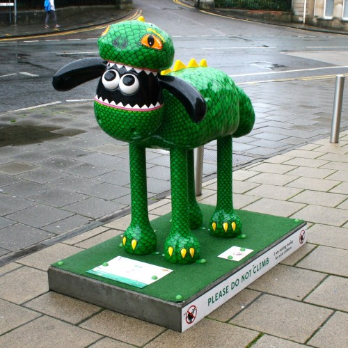 30. Rex - Shaun the Sheep