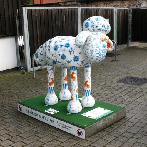 43. Lotus - Shaun the Sheep