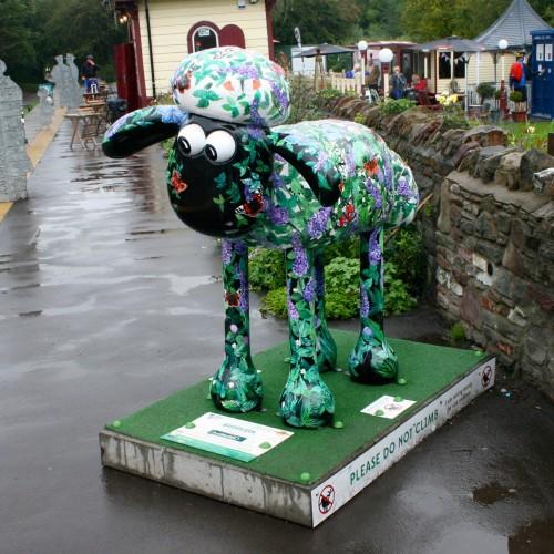 7. Buddleia - Shaun the Sheep
