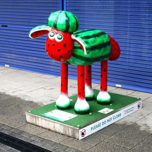 6. Melonie - Shaun the Sheep