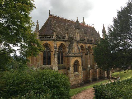 Tynetesfield Chapel