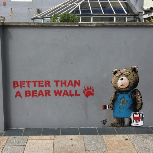 Better than a bear wall