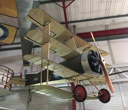White Quadplane