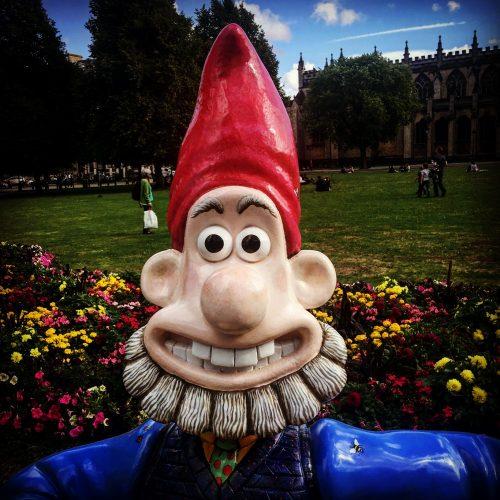 19. Gnome Sweet Gnome