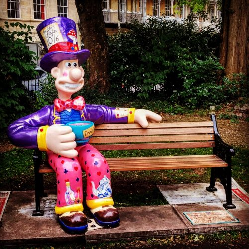 11. Wallace in Wonderland