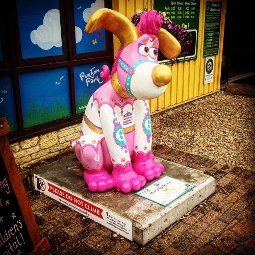3. Merry-go-Gromit