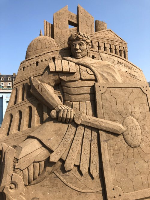 Incredible Sand Sculptures