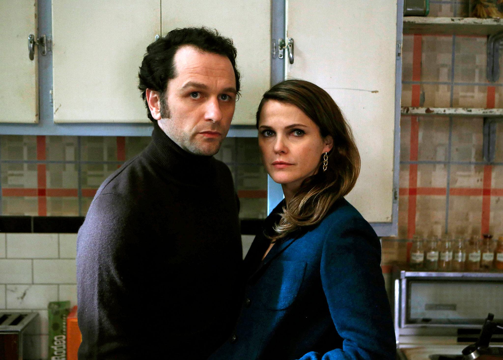 Elizabeth (Keri Russell) and Philip Jennings (Matthew Rhys)
