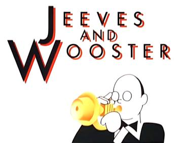 Jeeves and Wooster Title