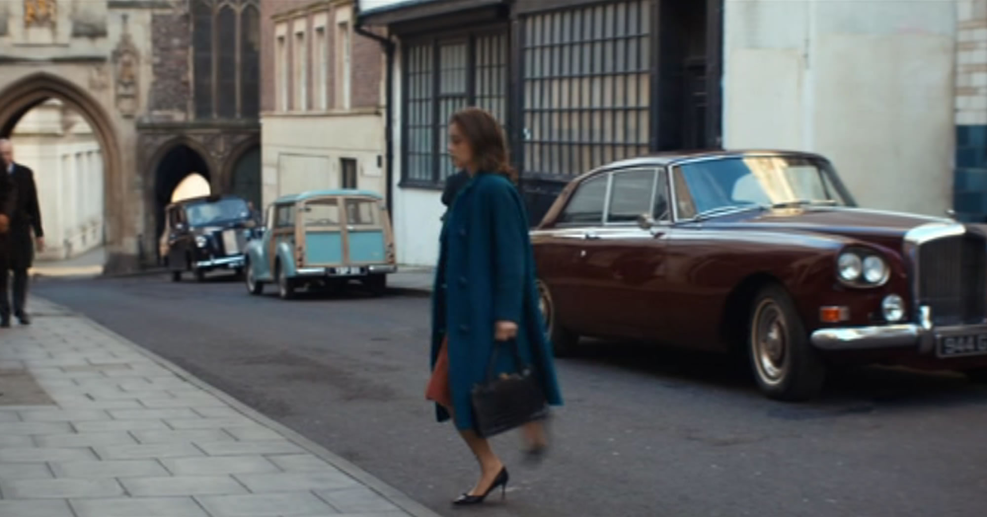 The Trial of Christine Keeler in Bristol