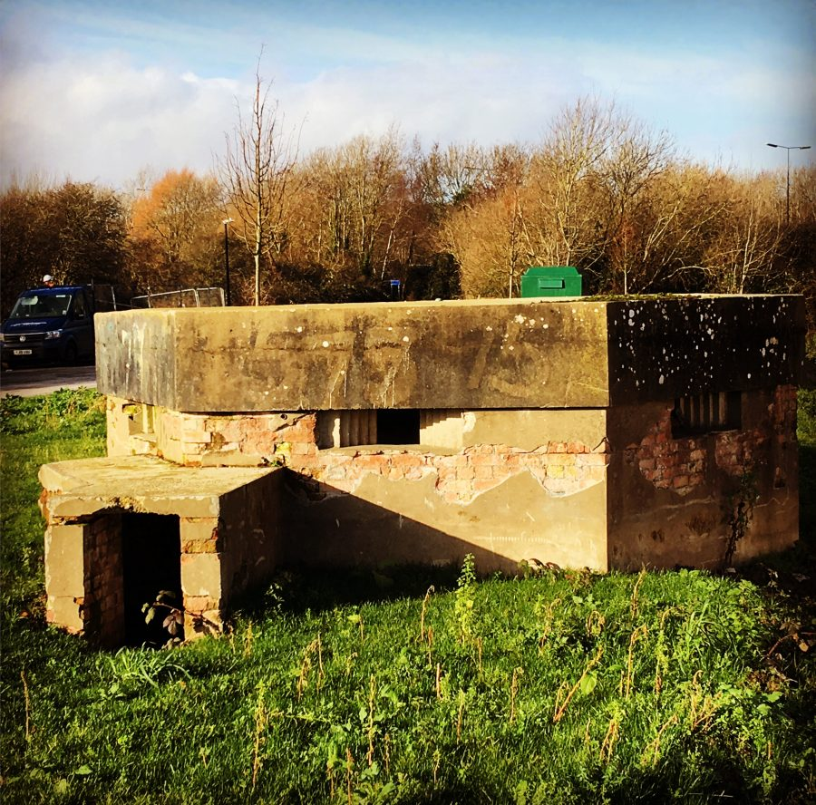 Type 22 Pill Box #366photos2020