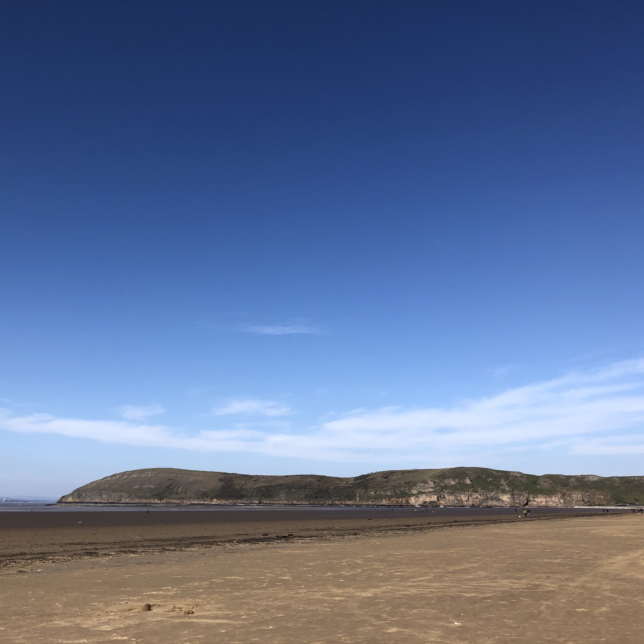 Brean Sands Beach