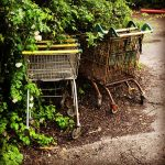 Where shopping trollies go to die #366photos2020
