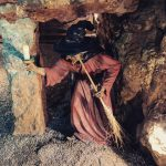 The Wookey Hole Witch